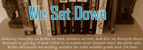 We Sat Down....: We Sat Down For a Chat...about YA | The Reading Librarian | Scoop.it
