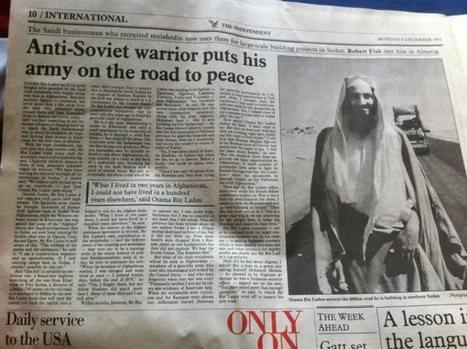 Quand Ben Laden était considéré comme le héros de l'Amérique... | Géopolitique & Géo-économie | Scoop.it