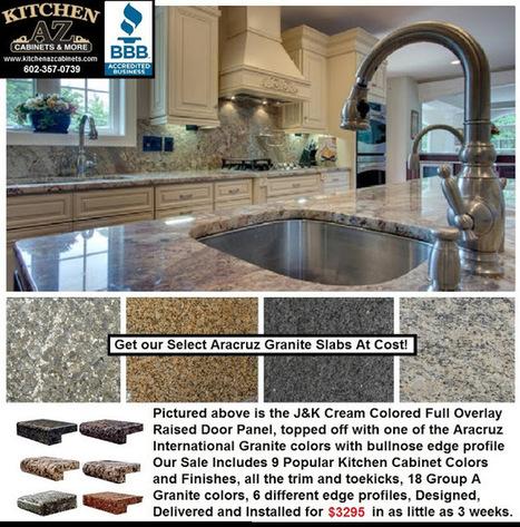 How to hire a kitchen contractor in goodyear az - Wholesale granite countertops phoenix az ...