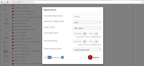 Come creare un videoregistratore virtuale | ToxNetLab's Blog | Scoop.it
