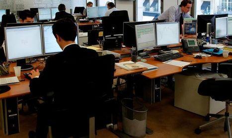 Le nombre d'offres d'emploi cadre monte encore en avril | le travail, l'entreprise et vous | Scoop.it