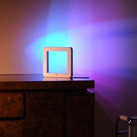 Holi Smart Mood Lamp   Shut up and take my money!   Scoop.it