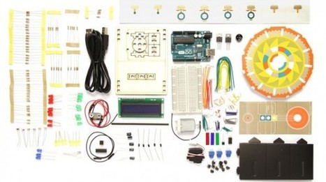 Become an Arduino master with this basic kit | Science! | Geek.com | Raspberry Pi | Scoop.it