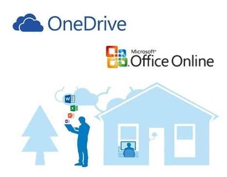 OneDrive and Office Online: New names, even better cloud products - TechRepublic | Edtech PK-12 | Scoop.it