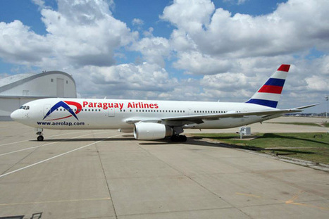 AeroLap Paraguay Airlines is planning to launch its first route to ... | Invest in Paraguay | Scoop.it