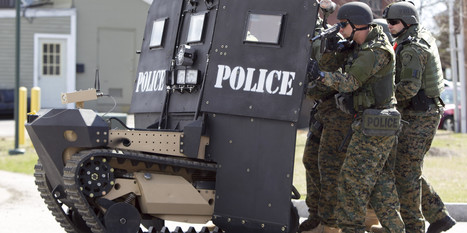 How Cops Are Gearing Up After Mass Killings And Police Shootings | How will you prepare for the military draft if U.S. invades Syria right away? | Scoop.it