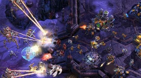 Science says playing StarCraft makes you smarter, so stop wasting your time with school   Educational Technology - Yeshiva Edition   Scoop.it