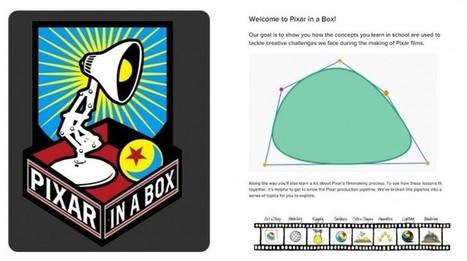 Pixar y Khan Academy presentan curso online gratuito de animación, patrocinado por Disney | Bits on | Scoop.it