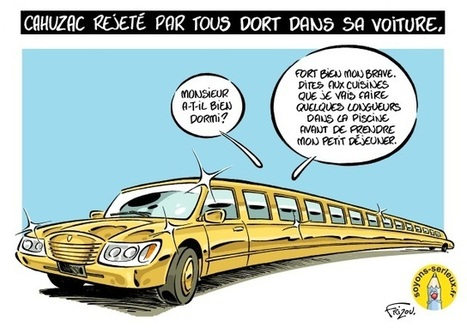 Cahuzac, on the road again | Baie d'humour | Scoop.it