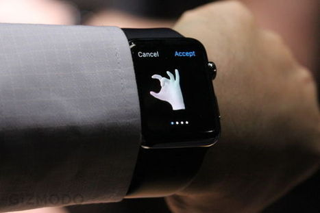 Apple Watch Hands On: So Much Potential in Such a Shiny Package | Technology in Business Today | Scoop.it