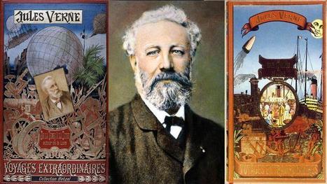 Il y a 110 ans, la mort de Jules Verne (24 mars 1905) - Le Figaro Histoire | Nos Racines | Scoop.it