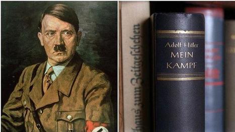 Mein Kampf, un livre «pervers urgent d'analyser» | Quand est-ce que ça d'école? | Scoop.it