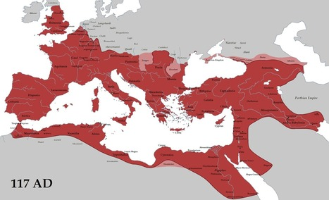What If Wednesday: The Roman Empire Never Falls - Alternate ... | Fall of the Roman Empire | Scoop.it