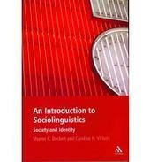 Iqra Books: An Introduction to Sociolinguistics: by Caroline H. Vickers 1441100288 978-1441100283 | Chilean Spanish | Scoop.it