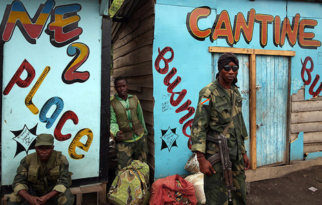 Soldiers in the Democratic Republic of Congo – in pictures | conflict minerals | Scoop.it
