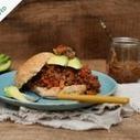Incredible vegan sloppy Joes - Jamie Oliver | Features | My Vegan recipes | Scoop.it