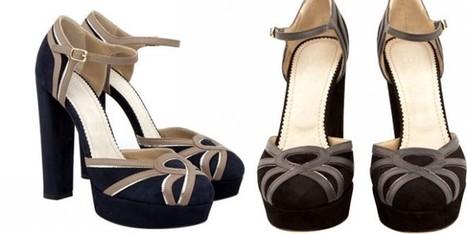 Tacco 13 per le scarpe Mary Jane di Fixdesign | Moda Donna - sfilate.it | Scoop.it