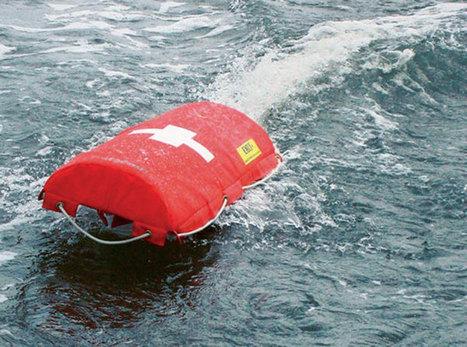 Ce robot sauveteur a été placé dans les eaux grecques pour venir en aide aux réfugiés condamnés à la noyade | Une nouvelle civilisation de Robots | Scoop.it