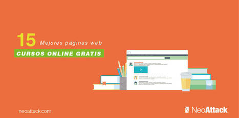 Las 15 mejores páginas web de cursos online gratuitos | TIC | Scoop.it