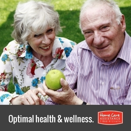 Can an Apple a Day Keep you Healthy? | Home Care Assistance of Denton County | Scoop.it