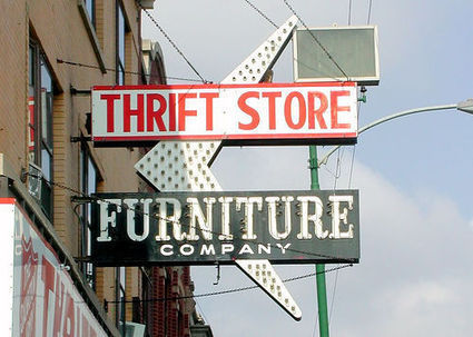 Are you a Thrift Shop Ninja? Clothes Encounters! - Asheville Neighborhood Buncombe County News | Travel Asheville North Carolina | Scoop.it