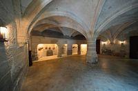 Le Blog de Rouen, photo et vidéo: Une salle basse - Anciennes cuisines - Archevêché de Rouen | MaisonNet | Scoop.it