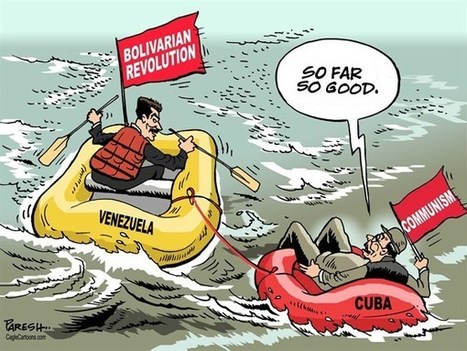 Cuba and Venezuela   PERSIA North America   Scoop.it