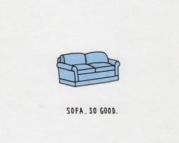 Les illustrations minimalistes marrantes de  Jaco Haasbroek | ILLUSTRATION | Scoop.it