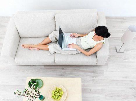 Consejos para trabajar desde casa sin morir en el intento | Orientar | Scoop.it