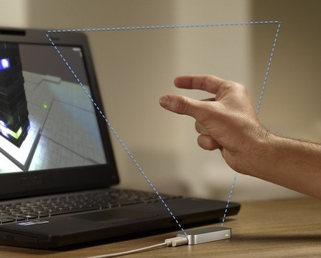 J'ai testé le Leap Motion | Korben | Techno tous azimuts | Scoop.it