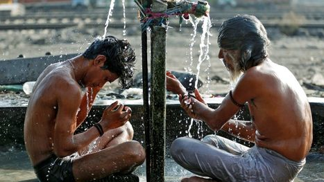 Temperatures in India reach a terrifying 123 degrees | Sustain Our Earth | Scoop.it