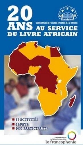 Le Cafed fête ses 20 ans à Tunis : au service du livre africain | CaféAnimé | Scoop.it