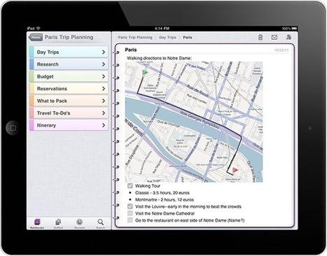 Microsoft lance SkyDrive sur iPad et iPhone et sur Windows Phone, et met à jour OneNote sur iOS : de quoi concurrencer Evernote et iCloud ? | Entreprise 2.0 -> 3.0 Cloud Computing Bigdata & Blockchain | Scoop.it