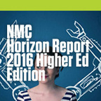 NMC Horizon Report > 2016 Higher Education Edition | Technology in Pedagogy | Scoop.it