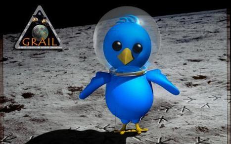 NASA invites 150 Twitter followers to lunar launch | Skylarkers | Scoop.it