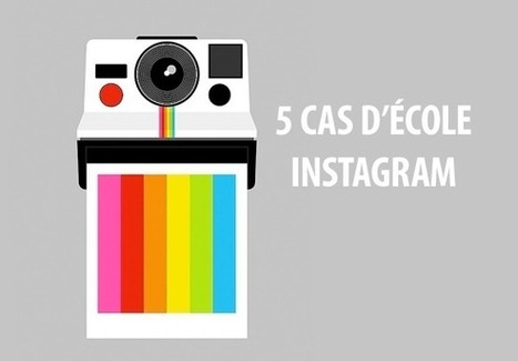 5 opérations Instagram qui peuvent inspirer le Community Manager | Social Media Curation par Mon Habitat Web | Scoop.it