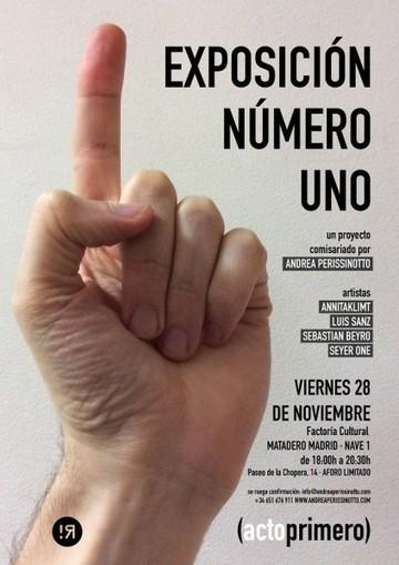 EXPOSICIÓN NÚMERO UNO (acto primero) –Movimiento Revuelta-   Comisariado   Scoop.it