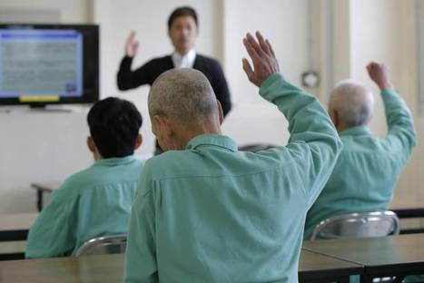 Some prisons in Japan becoming 'like nursing homes' amid surge in elderly offenders | The Japan Times | ICT | Scoop.it