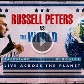 Netflix's Exclusive Russell Peters Special And Docu-Series Are Now Available To Stream | TIPS MY SM | Scoop.it
