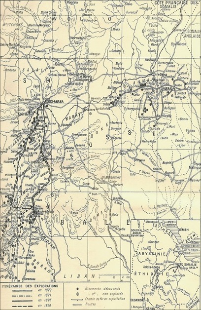 Un archéologue capucin en Éthiopie (1922-1936): François Bernardin Azaïs | Histoire de l'Ethiopie | Scoop.it