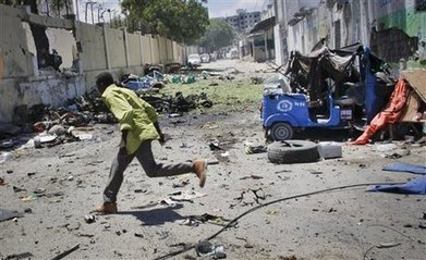 Somali Shebab Kill Nine in Education Ministry Attack | UNITED CRUSADERS AGAINST ISLAMIFICATION OF THE WEST | Scoop.it