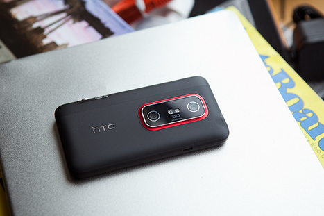 » HTC EVO 3D Is Beast of a Phone, But Camera's a Novelty | Technology and Gadgets | Scoop.it