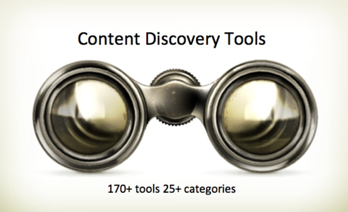 Content Discovery Tools: a Directory of My Favorite Ones | Business in a Social Media World | Scoop.it
