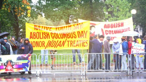 Reimagining Columbus Day Without Columbus | Indian Country Today | Kiosque du monde : Amériques | Scoop.it
