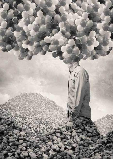 """Tommy Ingberg """"Surreal Photo Montages"""" 