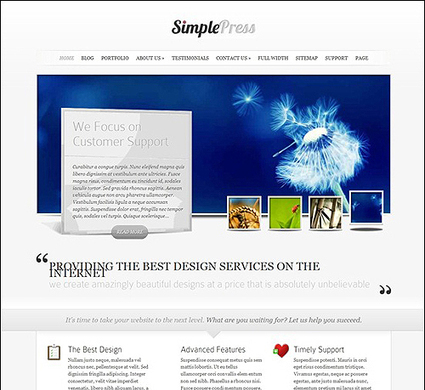 Best Wordpress Themes with Photo Gallery | Best Sites to Sell Ebooks Online | Scoop.it