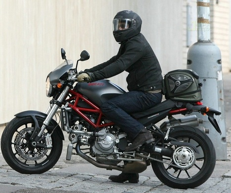 The Ultimate Commuter Motorcycle Gear Guide | Bluetooth Motorcycle Helmet Reviews | Scoop.it
