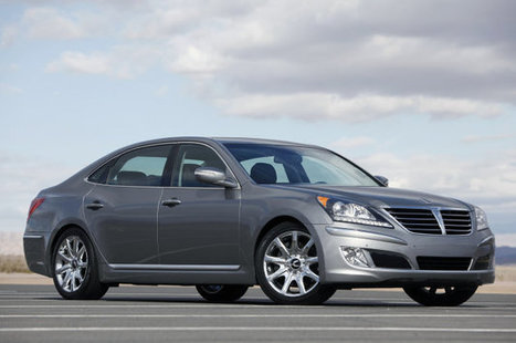 Hyundai ranks highest in Total Value Awards with Equus leading all ... | Cars | Scoop.it