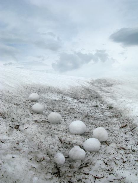 "Luc Leguerinel: ""The snow' snake"" 