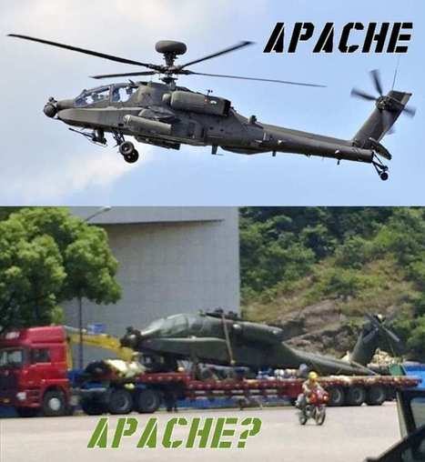 How did China get its hands on an Apache? | Soldiers | Scoop.it